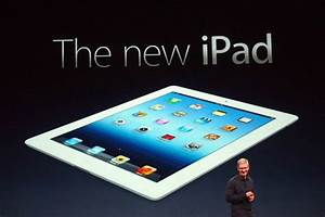 apple sells 3 million new units business keywords With 3m new ipads sold over first weekend says apple