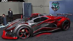 Supercar made from METAL FOAM!? Inferno Exotic Car ADV