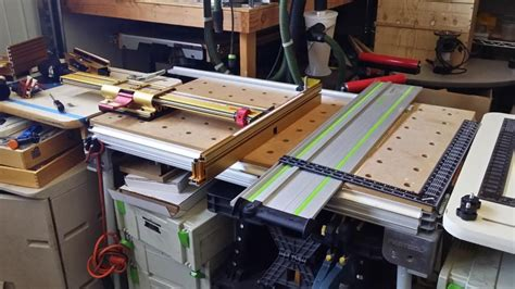 (2) Mft With Router Table, Incra Ls, And Precision Plate
