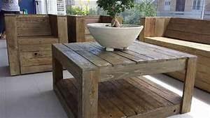Construction Salon De Jardin En Palette. 20 mod les de salons de ...