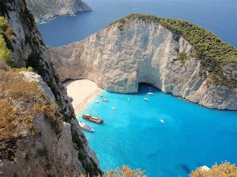 Fileshipwreck Beach Western Coast Of Zakynthos Greece
