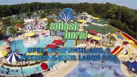 Splash in the Boro 2015 - YouTube