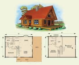 small log cabin floor plans and pictures