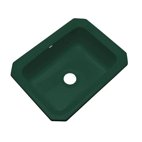 Thermocast Kitchen Sinks Cleaning by Thermocast Rochester Undermount Acrylic 25 In Single