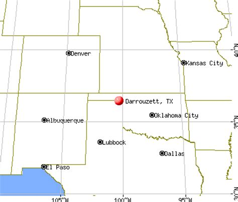 darrouzett texas tx  profile population maps