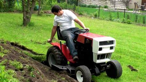 Garden Tractor by Roper Garden Tractor