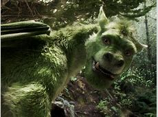 'Pete's Dragon' introduces a furry, ungainly new star