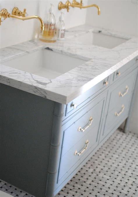 retro fitting  dresser   bathroom vanity  marble
