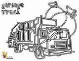 Coloring Garbage Truck Pages Trucks Printable Construction Yescoloring Dump Draw Grimy Sheets Vehicles Categories sketch template