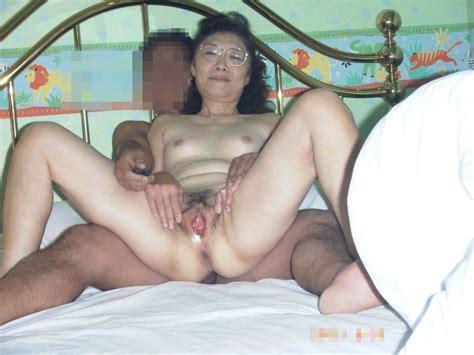 55 YO Japanese MILF wife (school teacher) sex photos leaked