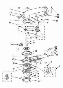 Kitchenaid Mixer Parts