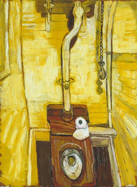kitchen sink artists the toilet bratby tate 2565