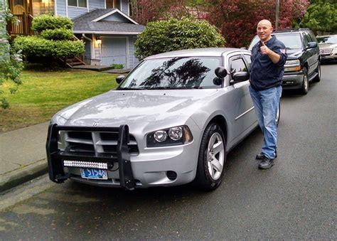2009 Dodge Charger Pursuit Package 57l Hemi 370 Hp