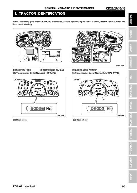 kioti ck25 parts diagram downloaddescargar