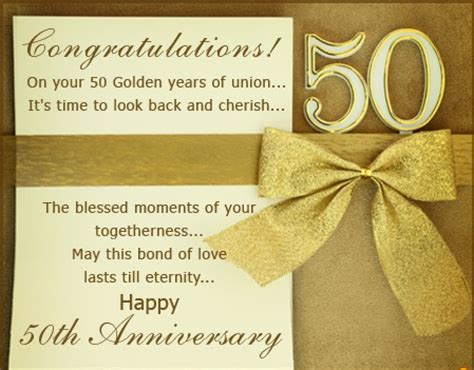 50th Anniversary Quotes  50th Wedding Anniversary Wishes, Images