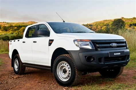 Ford Adds Ranger 4x4 Xl Plus To Its Lineup
