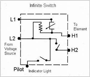 jenn air cooktop burner only heats on high technician brian With infinity switch wiring diagram