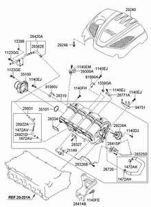 2013 Hyundai Sonata Rcv Hose