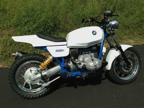 bmw  custom airhead street tracker  sale