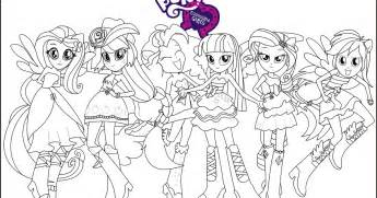 coloring pages of my little pony equestria gallery