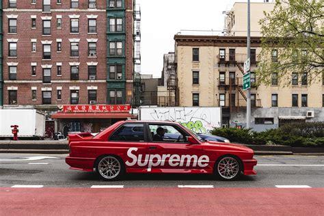 supreme  hot wheels bmw   inspires custom eukicks
