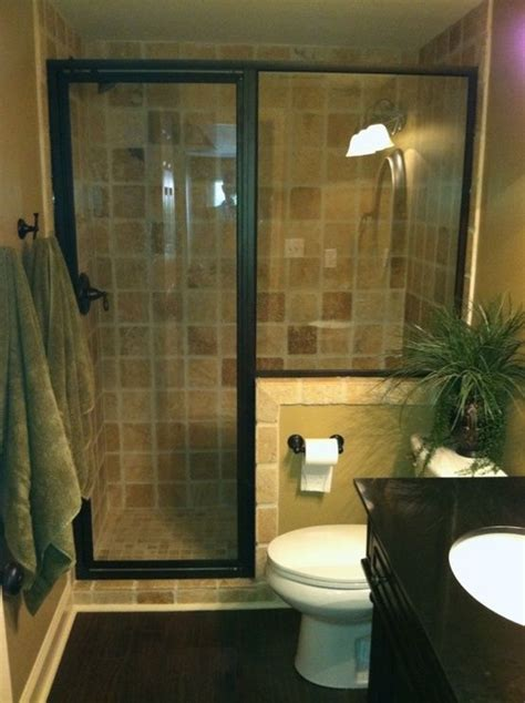 How To Make A Small Bathroom Look Like A Spa by Best 25 Small Basement Bathroom Ideas On
