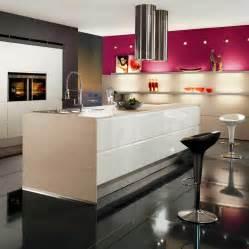 modern white kitchen ideas modern white and black kitchen design ideas decosee com