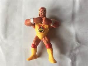 Hulk Hogan WWF Hasbro Action Figures