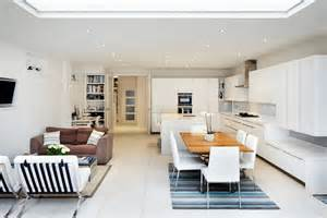 kitchen living space ideas open floor plans a trend for modern living