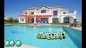 Destockage Linge De Maison De Luxe : minecraft maison de luxe youtube ~ Dallasstarsshop.com Idées de Décoration