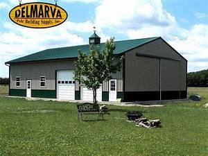 40x60x14 With 40x60x14 pole barn