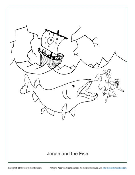 jonah   fish coloring page childrens bible activities sunday school activities  kids