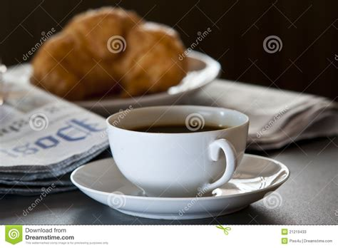 Find over 100+ of the best free coffee newspaper images. Croissant, Coffee, Newspaper With Glasses Stock Image - Image of home, read: 21219433
