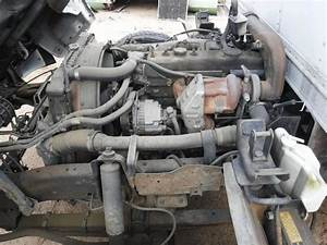 Isuzu 4bd2t Engine For A 1995 Gmc