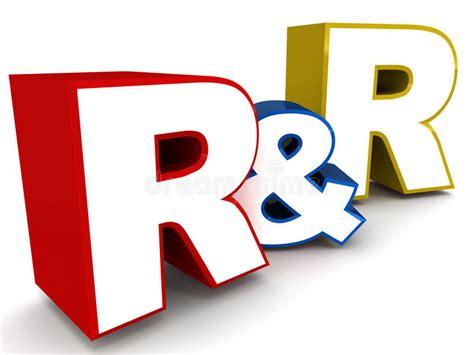 R&r Stock Illustration Illustration Of Performance, Word