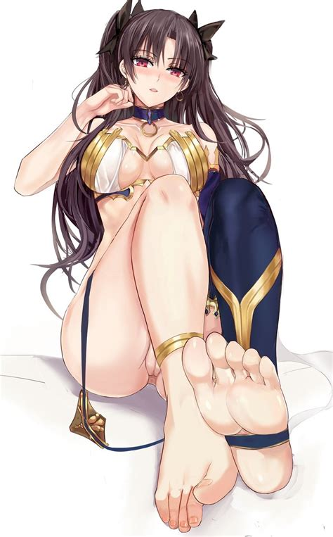 Ishtar Fategrand Order And Fate Series Drawn By