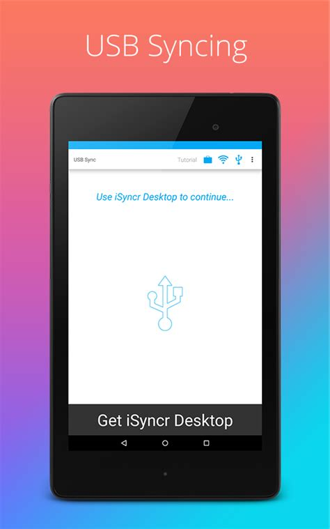 itunes app for android isyncr for itunes to android android apps on play