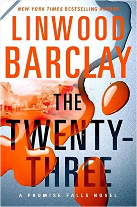 twenty  promise falls trilogy   linwood