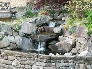 our favorite garden ponds from hgtv fans landscaping With decoration exterieur jardin zen pierre 4 fontaine de jardin decoration exterieure histoire deau