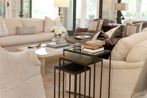Nesting End Tables Transitional Living Room Summer House Modern Kitchens Edmonton Under Kitchen Sink Storage Uk Pantry Door Organizer Country Backsplash Ideas Pictures Accessory Stores Cabinets Red Appliances Sayler Old