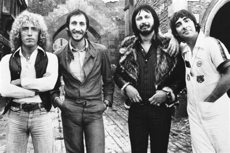 The Who A Look Back At The British Invasion Band's 50