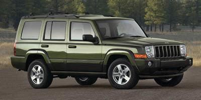 jeep models 2008 2008 jeep commander values nadaguides
