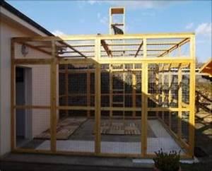 Construire Enclos Pour Chats : maison pour chat exterieur occasion ventana blog ~ Melissatoandfro.com Idées de Décoration