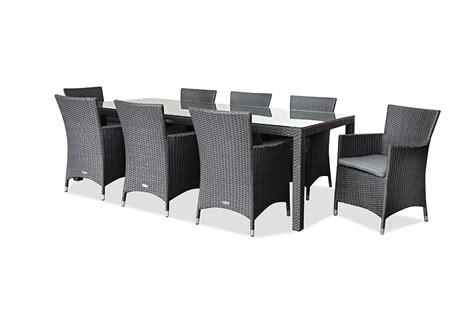 outdoor table outdoor garden chairs setting black