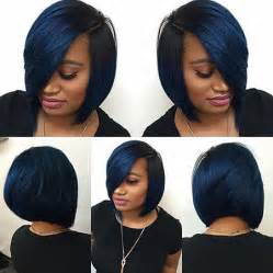 Short Bob Hairstyles Black Women 2017