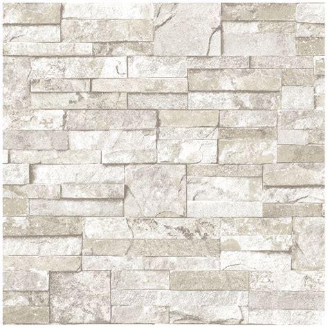 Brick effect wallpaper   RONA
