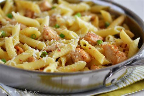 parmesan chicken noodles spicy parmesan chicken pasta