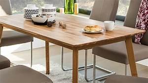 Eiche Massiv Tisch : esstisch vinko 120x80 tisch in eiche natur massiv ~ Eleganceandgraceweddings.com Haus und Dekorationen