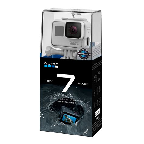 gopro hero black camera dusk white limited edition