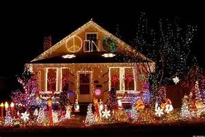Tasteful, Christmas, Lighting